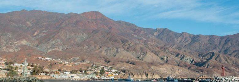 Cedros Island – Village