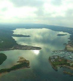 Barra de Navidad Lagoon