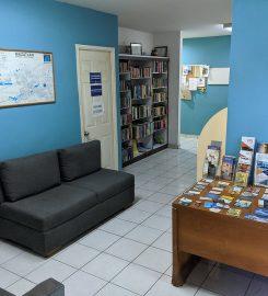 Marina Mazatlan Office and Cruiser's Lounge